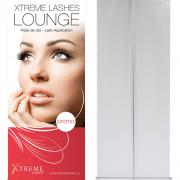 """Premium Retractable Banner Stand 48"""" Graphic Package"""