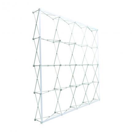 10x10 Fabric Pop Up Display Frame
